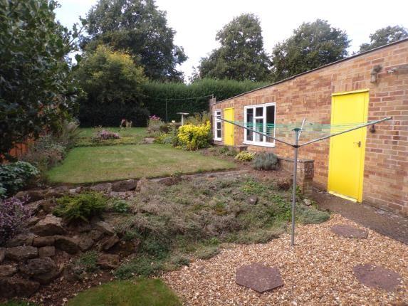 Garden of Southfield Road, Duston, Northampton, Northamptonshire NN5