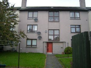 Thumbnail Flat to rent in Church Street, Glenrothes