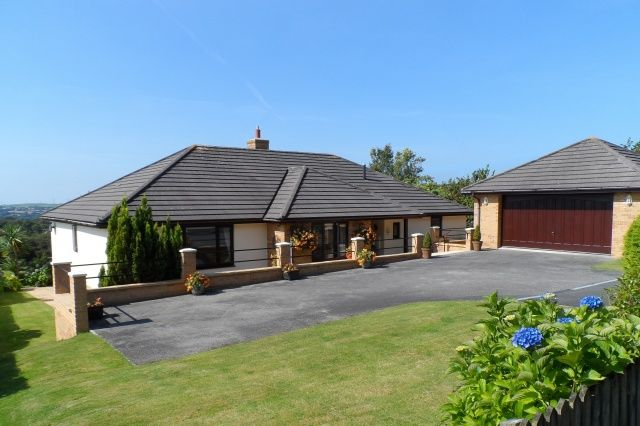 Thumbnail Bungalow For Sale In Bowood Park Lanteglos Camelford