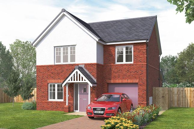 "Thumbnail Property for sale in ""The Melton"" at Durham Road, Stockton-On-Tees"