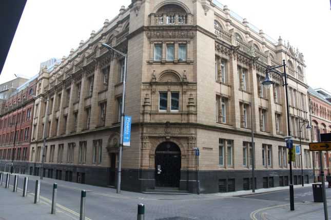 Thumbnail Flat for sale in Rutland Street, City Centre, Leicester