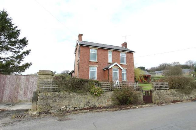 Thumbnail Detached house for sale in Handley Lane, Handley, Clay Cross
