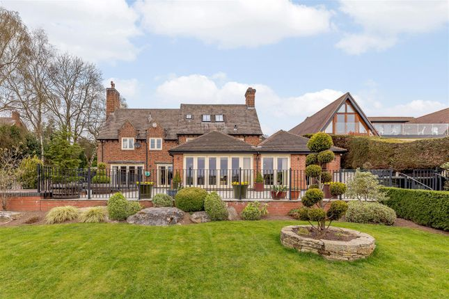 Thumbnail Equestrian property for sale in Lower Way, Upper Longdon, Staffordshire