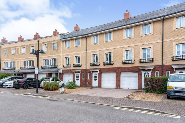 3 bed terraced house for sale in Adventurers Quay, Cardiff Bay, Cardiff CF10