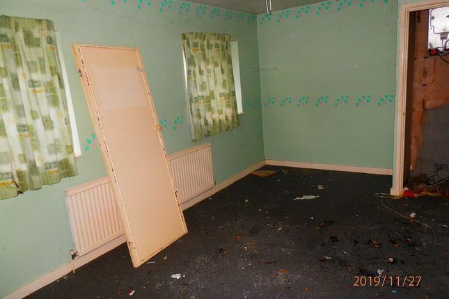 Bedroom One of Thomas Street, Tonypandy, Rhondda, Cynon, Taff. CF40