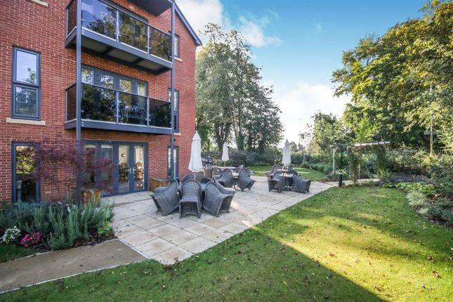 Thumbnail Flat for sale in Lonsdale Park, Barleythorpe, Oakham, Rutland, Leicestershire