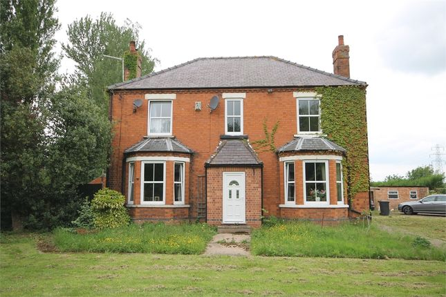 Thumbnail Detached house for sale in Fosse Road, Farndon, Newark, Nottingham.
