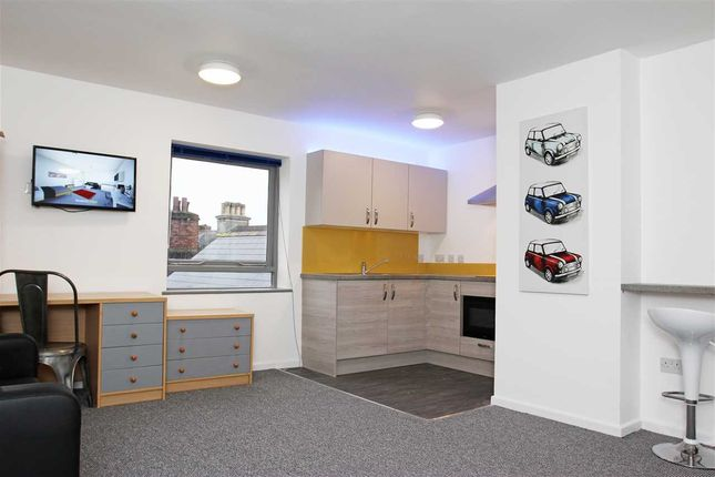 Thumbnail Flat to rent in Emmanuel House, Studio 15, 179 North Road West, Plymouth