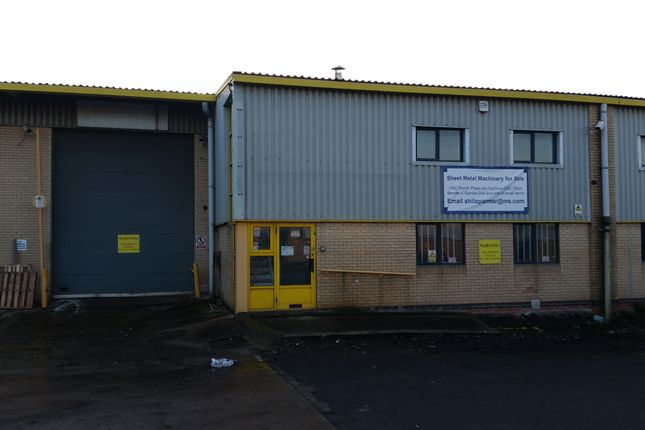 Thumbnail Warehouse for sale in Lewisher Road, Leicester