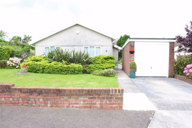 Thumbnail Detached bungalow for sale in Ynys Werdd, Penllergaer, Swansea