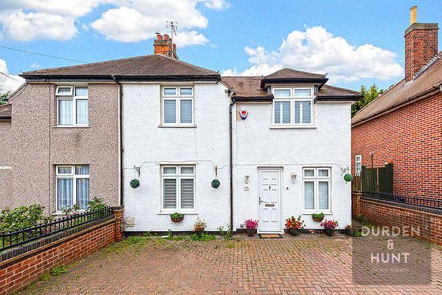 Thumbnail Semi-detached house to rent in Maldon Walk, Woodford Green