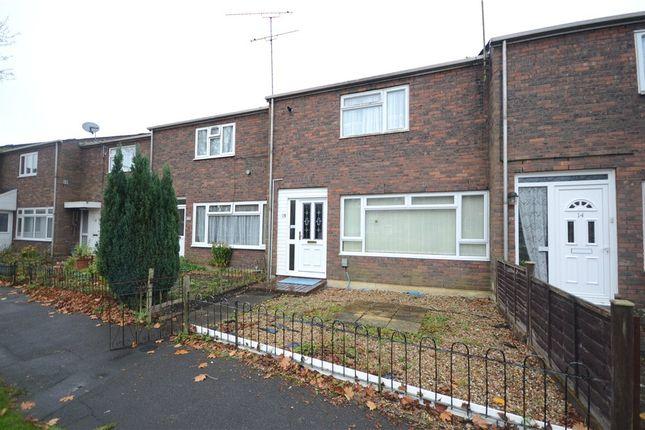 Thumbnail Terraced house for sale in Bideford Close, Farnborough, Hampshire