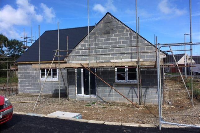 Thumbnail Detached bungalow for sale in Plot 35 Parc Loktudi (Maesgwynne Meadow), Fishguard, Pembrokeshire