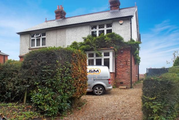 Thumbnail Semi-detached house to rent in Moor Hill, Hawkhurst, Cranbrook