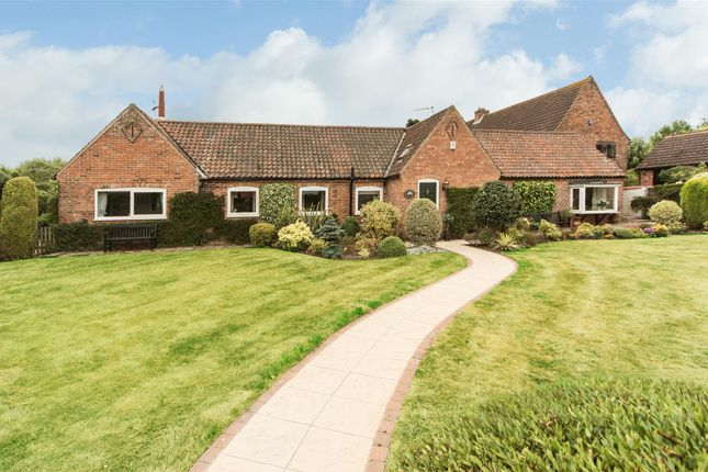 Thumbnail Barn conversion for sale in Manor Farm Close, Bradmore, Nottingham