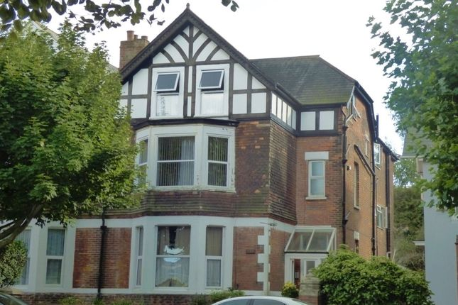 Thumbnail Flat for sale in Cheriton Road, Folkestone