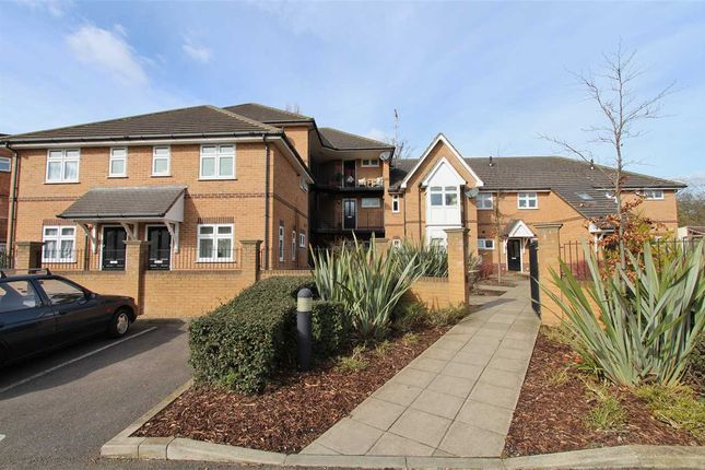 Thumbnail Flat to rent in Gate Lodge, Parnell Way, Harrow