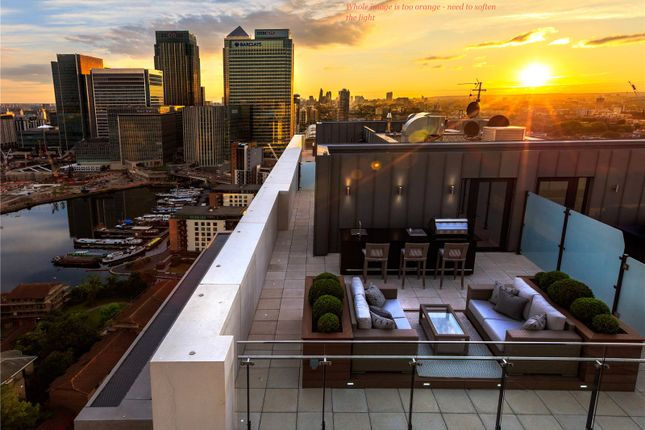 Thumbnail Property for sale in 1 Yabsley Street, Canary Wharf