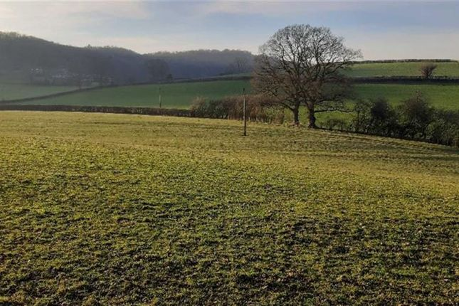 Thumbnail Land for sale in Moelygarth, Welshpool