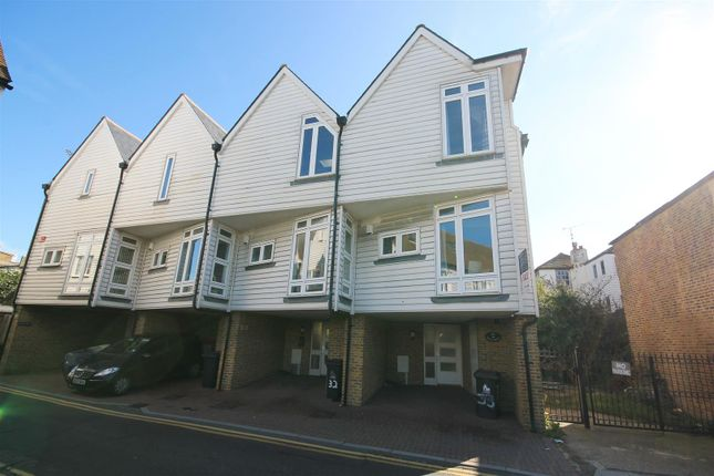 Thumbnail Property to rent in Brownings Yard, Sea Street, Whitstable
