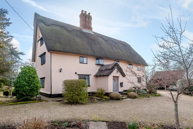 Thumbnail Property for sale in High Road, Bressingham, Diss