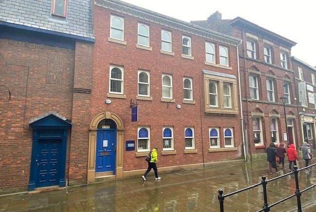 Thumbnail Office for sale in Mawdsley Street, Bolton