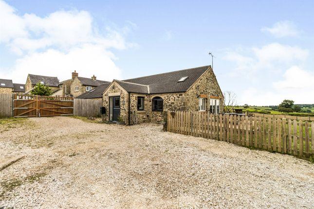 Thumbnail Bungalow for sale in Hasker Farm, Kirk Ireton, Ashbourne