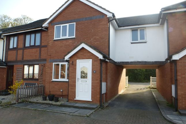 Thumbnail Mews house to rent in The Conifers, Kirkham, Preston