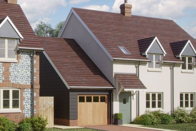 2 bed semi-detached house for sale in Sydenham Grove, Nr. Chinnor, Oxfordshire OX39