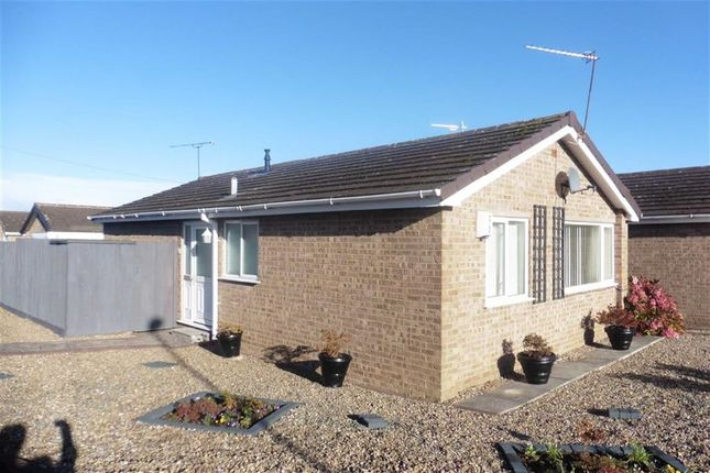 2 bed detached bungalow for sale in Azalea Close, Burbage, Hinckley