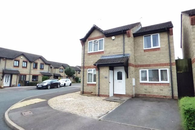 Thumbnail Detached house for sale in Baptist Close, Abbeymead, Gloucester