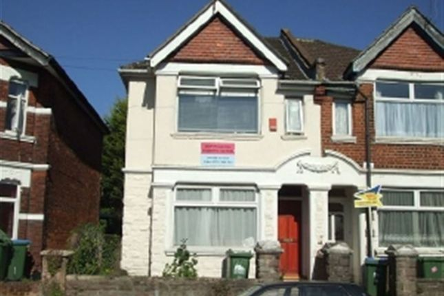 Thumbnail Property to rent in Harborough Road, Shirley, Southampton