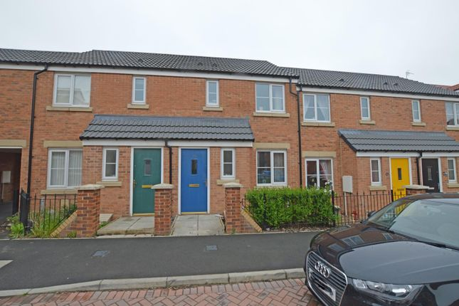 Thumbnail Terraced house to rent in Watson Park, Thinford, Spennymoor