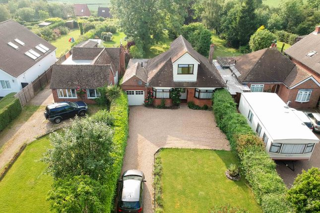 Thumbnail Detached house for sale in Marsh Road, Wilmcote