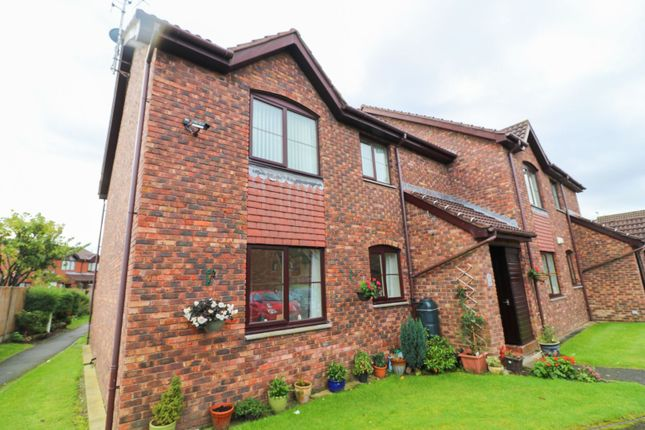 Thumbnail 2 bed property for sale in Brimstage Green, Wirral