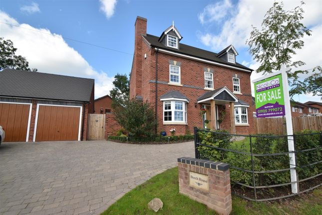 Thumbnail Detached house for sale in Primsland, Droitwich