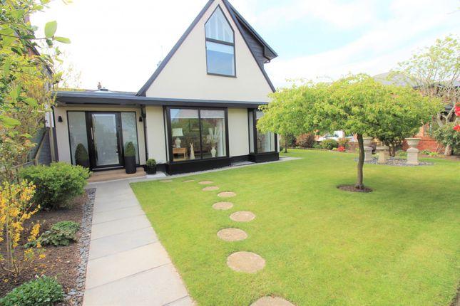 Thumbnail Detached house for sale in Hardhorn Road, Poulton-Le-Fylde