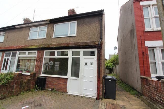 Thumbnail End terrace house to rent in North Road, Gorleston