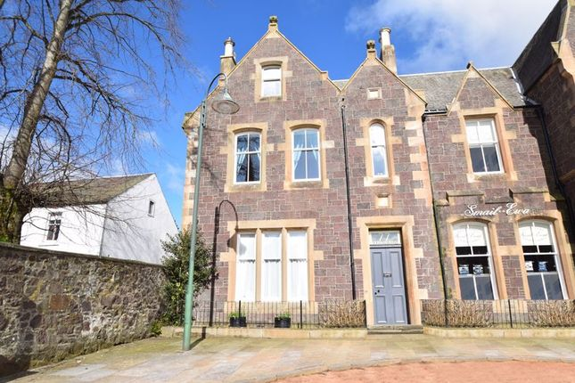 Thumbnail Flat for sale in New! 2 Old Bank House, 77 High Street, Biggar
