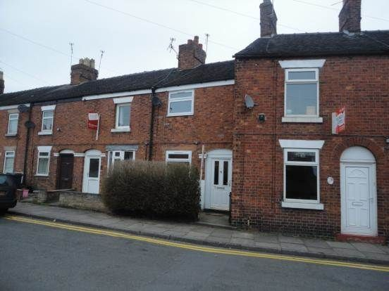 Thumbnail Terraced house to rent in Newfield Street, Crewe