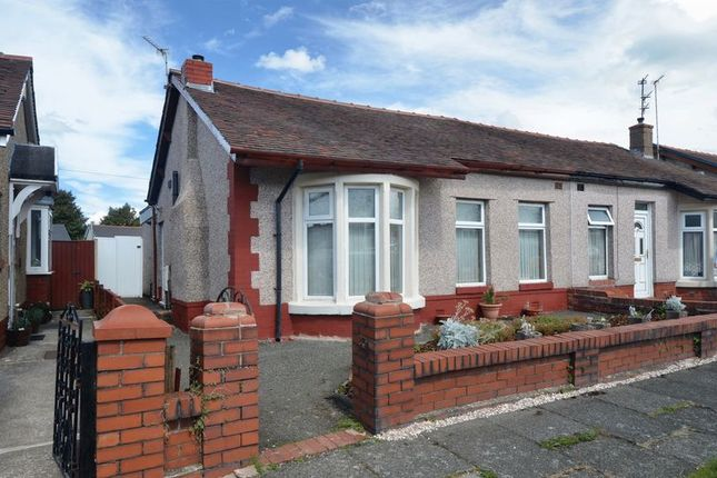 Thumbnail Semi-detached bungalow for sale in Mather Avenue, Accrington