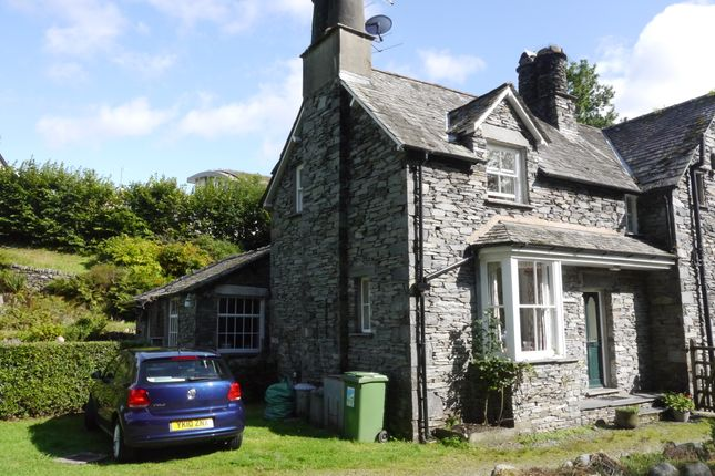 Thumbnail Detached house for sale in Rushbrook, Rydal Road, Ambleside