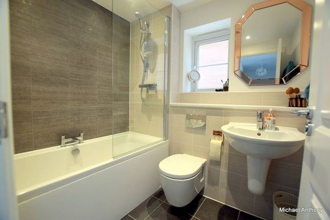 Bathroom of Dexter Drive, Whitehouse, Milton Keynes MK8