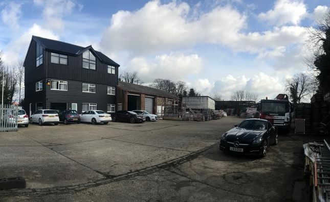 Thumbnail Industrial for sale in Unit, 7, Comet Way, Southend-On-Sea