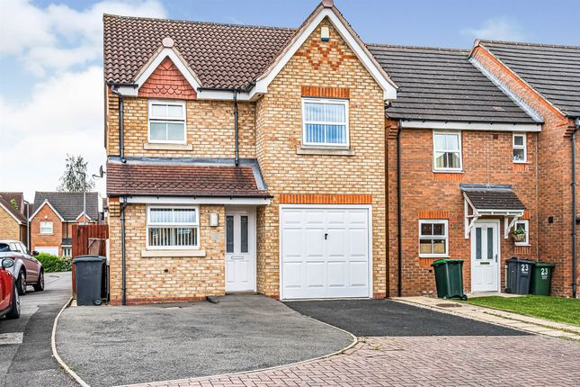 Thumbnail Detached house for sale in Great Meadow, Tipton
