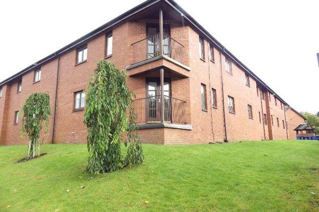 2 bed flat to rent in Lintwhite Court, Bridge Of Weir, Renfrewshire PA11