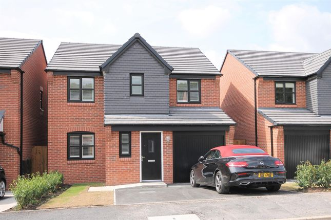 Thumbnail Detached house to rent in Montonmill Gardens, Eccles, Manchester