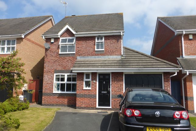 Thumbnail Detached house for sale in Osterley Road, Swindon