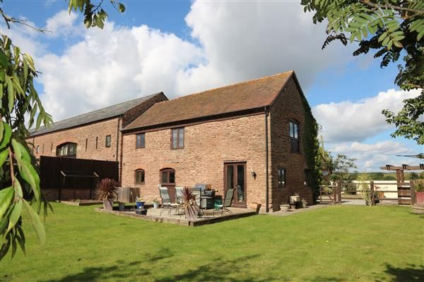 Thumbnail End terrace house for sale in Peterstow, 5 Everstone Farm Barns, Ross-On-Wye