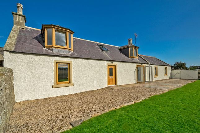 Thumbnail Detached house for sale in Hopeman, Elgin, Morayshire